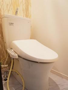 ビラ自由が丘 トイレ