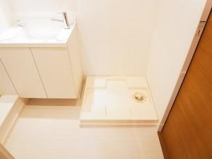 千歳船橋ヒミコマンション 洗面室