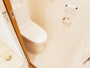 千歳船橋ヒミコマンション トイレ