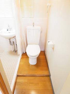 六本木グランドール トイレ