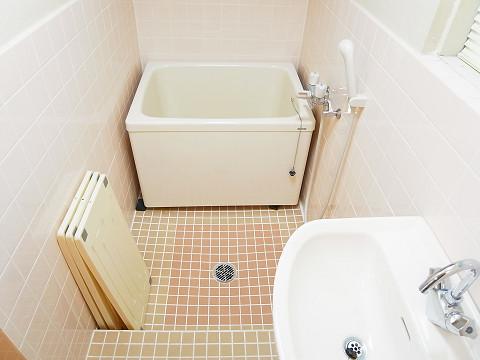 六本木グランドール 浴室