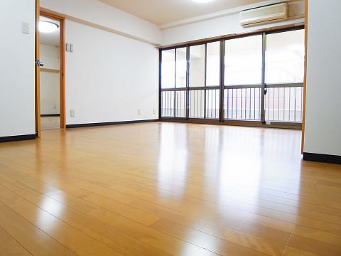 六本木グランドール 洋室1