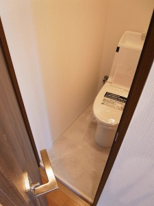セザール大崎広小路 トイレ