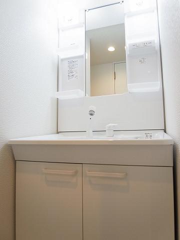 赤坂七番館 洗面台