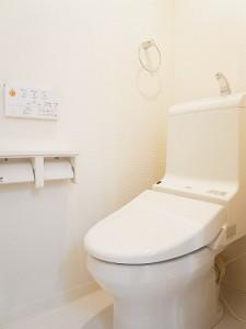 赤坂七番館 トイレ