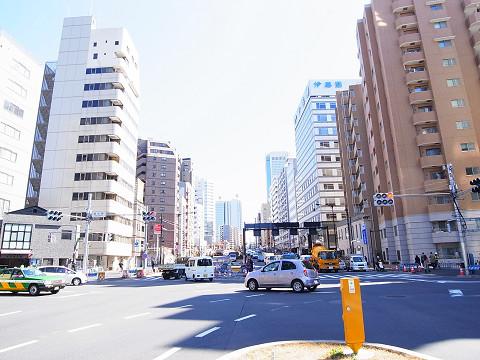 エクセルシオール西新宿 周辺