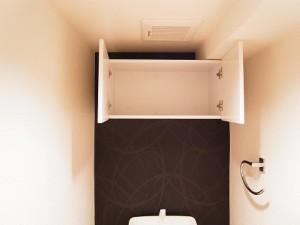ハヤマビル トイレ収納