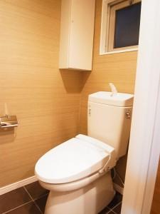 パークハイツ日本橋 トイレ