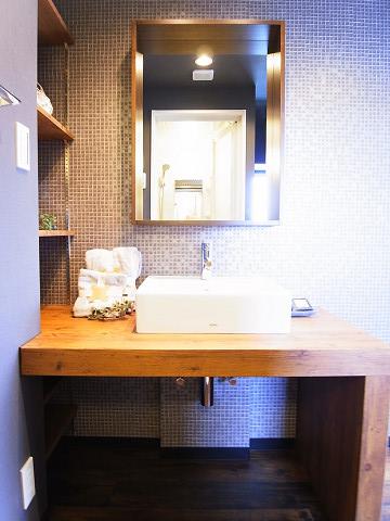 成城エコーハイツ   洗面台
