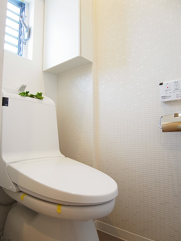 戸越公園マンション トイレ