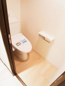 秀和祖師ヶ谷大蔵レジデンス トイレ