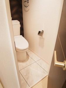 九段フラワーマンション トイレ