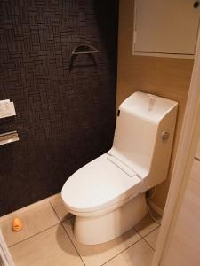 ルシエル湯島 トイレ