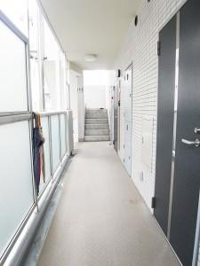ラヴェンナ日本橋 共有廊下