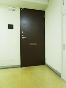 ライオンズマンション鉄砲洲第3 内廊下