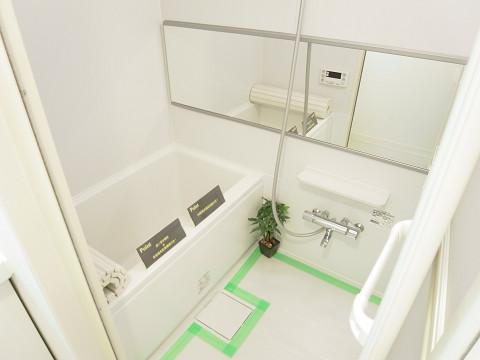 砧フラワーマンション バスルーム