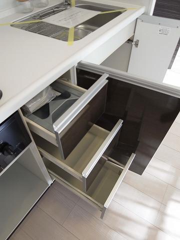 砧フラワーマンション キッチン