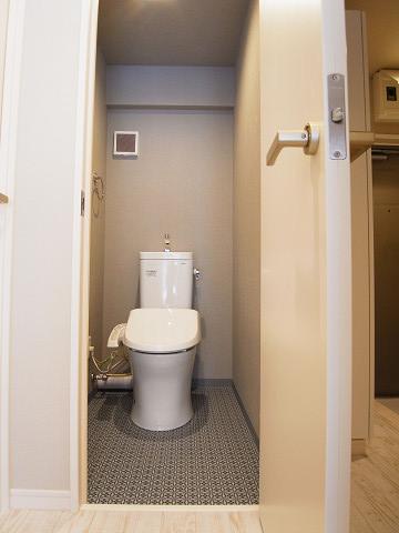 四谷御苑マンション トイレ