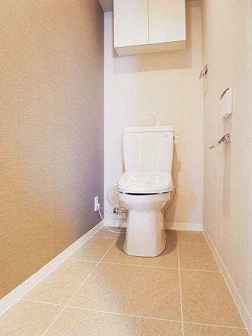八千代ハイツ トイレ