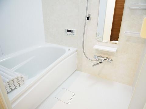 羽根木マンション 浴室