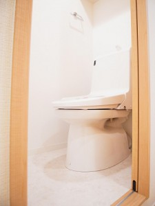 安田小網町マンション    トイレ