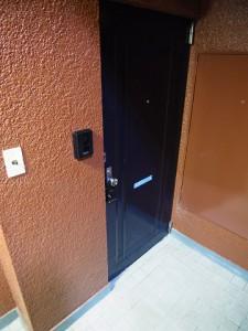エクレール後楽園 玄関
