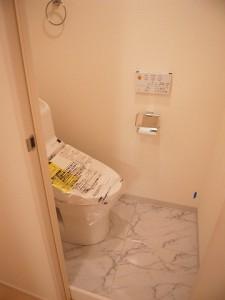 エクレール後楽園 トイレ