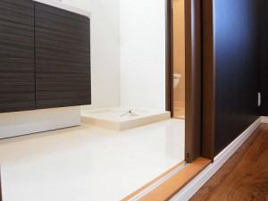 パシフィックパレス梅ヶ丘 洗面室