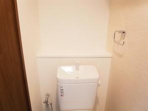 パシフィックパレス梅ヶ丘 トイレ