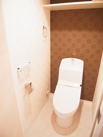 イトーピア東陽町 トイレ