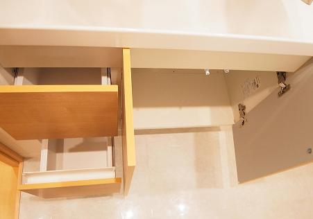 フジタ関口マンション 洗面台