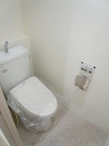 近鉄ハイツ魚籃坂 トイレ