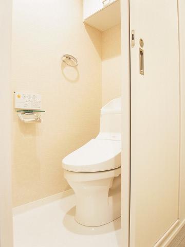 クレードル駒沢公園 トイレ