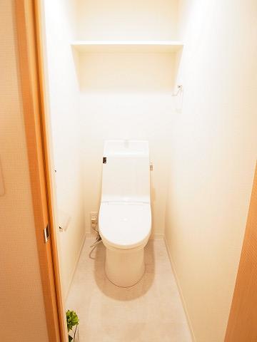 フジタ関口マンション トイレ