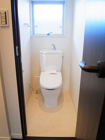 エルビラ トイレ