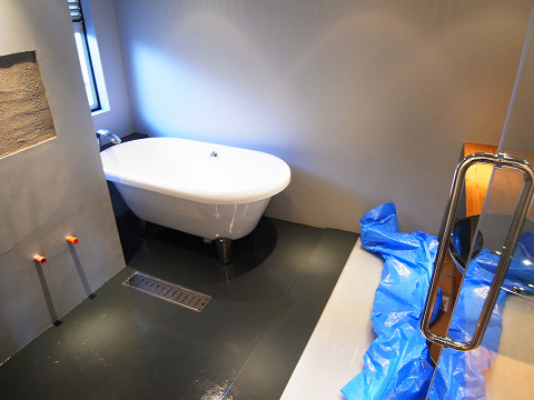 エルビラ 浴室
