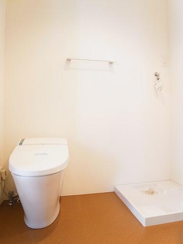 自由が丘タウンハウス トイレ