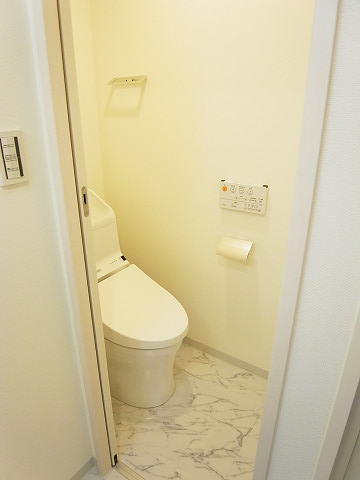 ライオンズマンション初台第3 トイレ