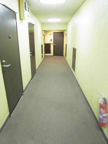 ライオンズマンション初台第3 廊下