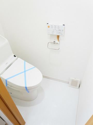 ラグーネ品川 トイレ