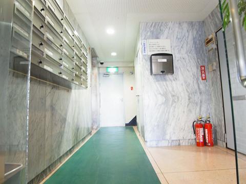 原宿第8宮庭マンション エントランス