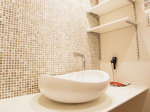 原宿第8宮庭マンション 洗面台