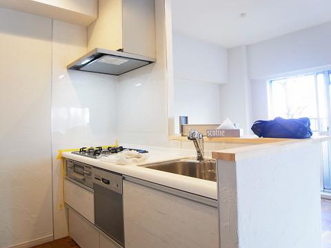 原宿第8宮庭マンション キッチン