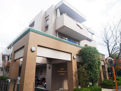 クリオ八幡山壱番館 外観