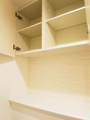 クレッセント麻布Ⅱ トイレ