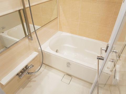 クレッセント麻布Ⅱ バスルーム