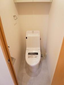 東中野ハイツ トイレ