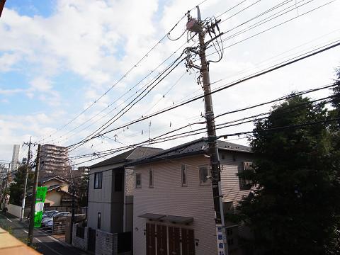 東中野ハイツ 眺望