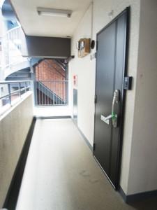 ライオンズマンション歌舞伎町第2 ドア