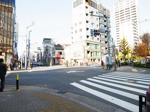 サンハイツ北新宿 周辺